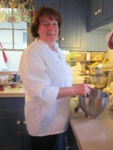Joann of Gypsy's Tearoom in Westminster, MD