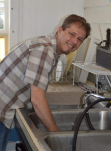 Ryan of Gypsy's Tearoom in Westminster, MD