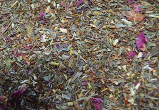 Summer Rose   Signature Blend Tea at Gypsy's Tearoom