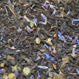 Blue Lady | Signature Blend Tea at Gypsy's Tearoom