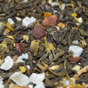 Citrus Garden | Signature Blend Tea at Gypsy's Tearoom