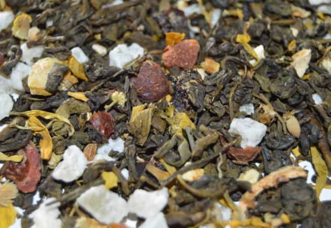 Citrus Garden | Signature Blend Tea at Gypsy's Tearoom