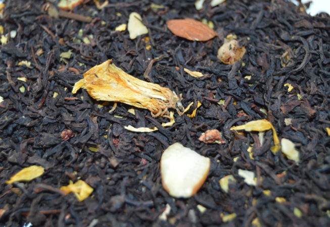 Almond Berry | Signature Blend Tea at Gypsy's Tearoom