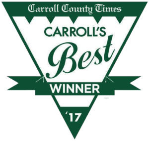 Carroll's Best 2017 Tearoom