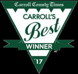 Carroll's Best 2017 Tearoom