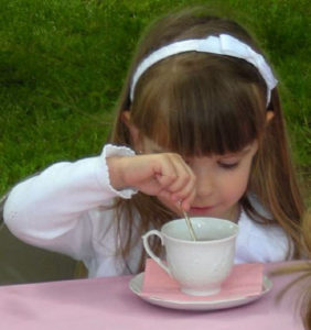 Childrens' Tea Party in Westminster, Maryland | Gypsy's Tearoom