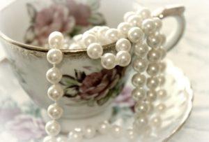 Teacup & Pearls