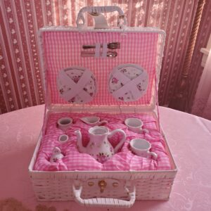 Children's Teaset – Pink