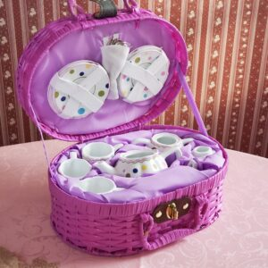 Children's Teaset – Purple