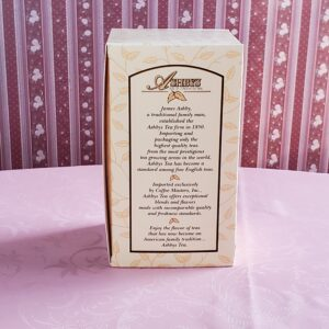Ashby's 25 Count Box – Afternoon Tea