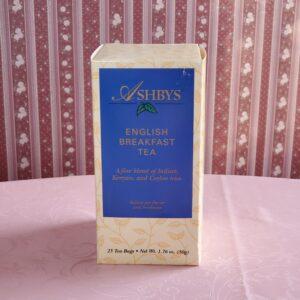 Ashby's 25 Count Box – English Breakfast Tea