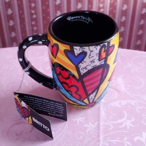 Dolomite Mug – Heart