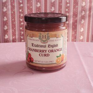 Harrowgate Curd – Cranberry Orange