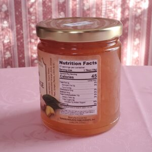 Harrowgate Marmalade – Ginger & Orange