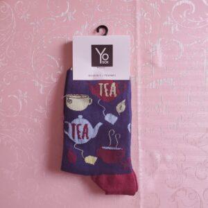 Teapot Socks