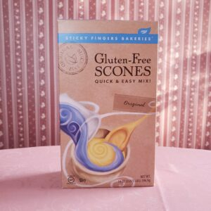 Gluten Free Scone Mix – Original