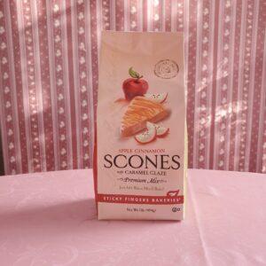 Sticky Fingers Scone Mix – Apple Cinnamon