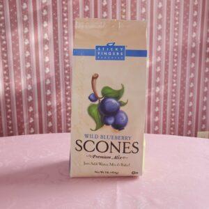 Sticky Fingers Scone Mix – Blueberry